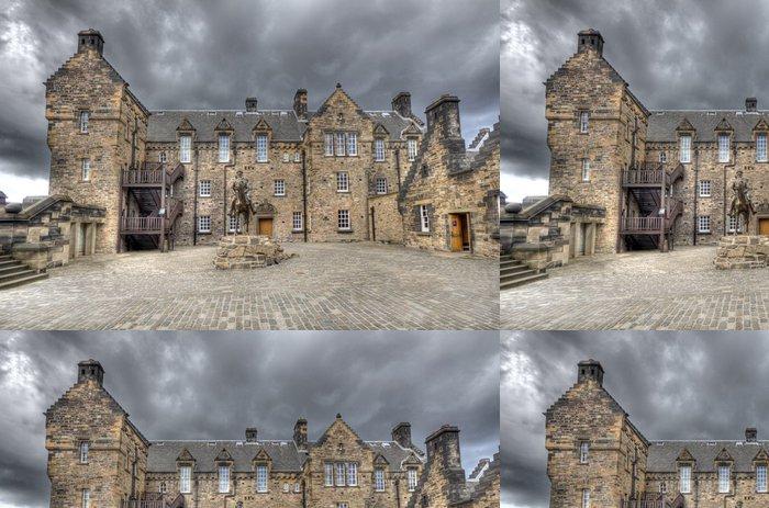 Tapeta Pixerstick Edinburgh Castle Esplanade - Témata