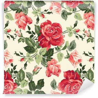 Vinylová Tapeta Efektní růže tapety na plochu