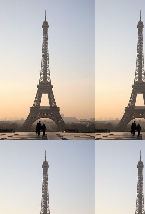 Tapeta Pixerstick Eiffelova věž - Paříž - Evropská města