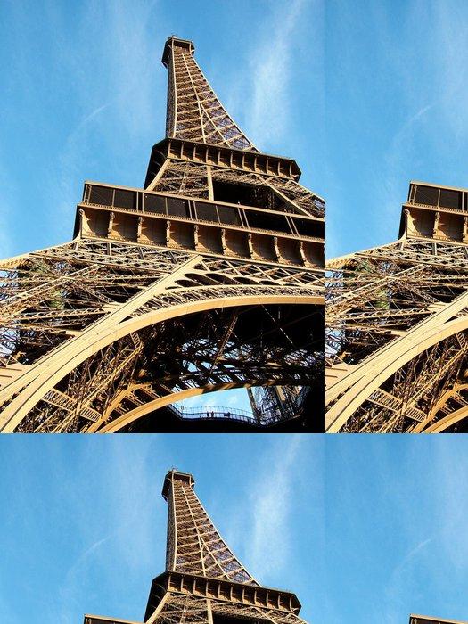 Tapeta Pixerstick Eiffelova věž, Sydney - Evropská města