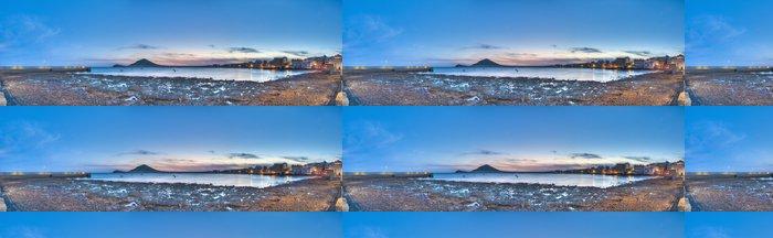 Tapeta Pixerstick El Medano beach sunset - Evropa
