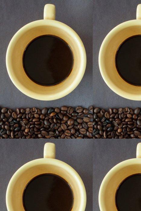 Tapeta Pixerstick Espresso s kávová zrna - Témata