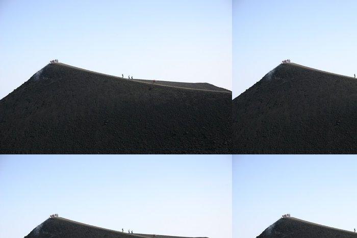 Vinylová Tapeta Etna - Přírodní krásy