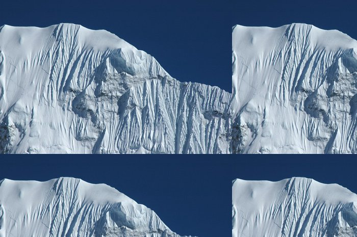 Vinylová Tapeta Ewiges Eis im Himalaja - Asie