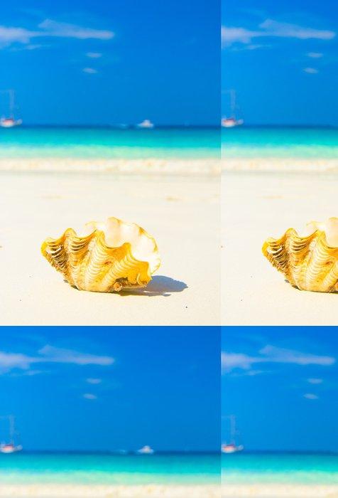 Vinylová Tapeta Exotické Shore Seascape Divine - Příroda a divočina