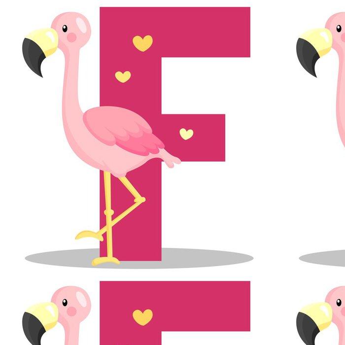 Tapeta Pixerstick F pro Flamingo - Savci