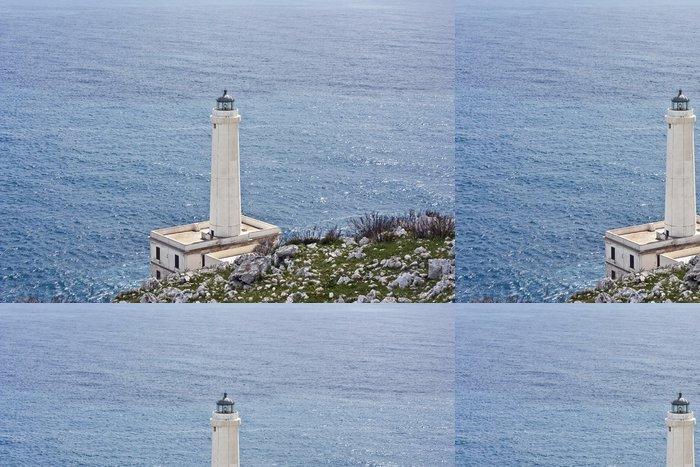 Tapeta Pixerstick Faro della Palascìa - Otranto - Puglia - Prázdniny