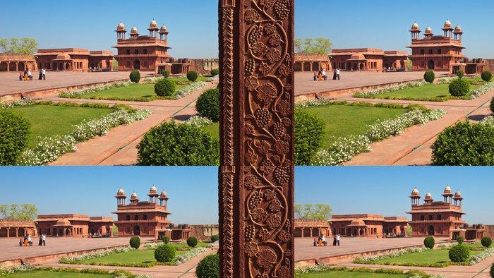 Tapeta Pixerstick Fatehpur Sikri světového dědictví UNESCO - Asie