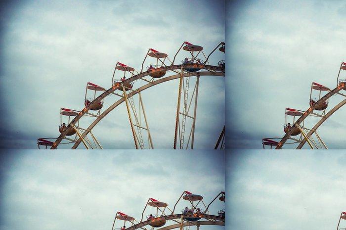 Tapeta Pixerstick Ferris Wheel - Zábava