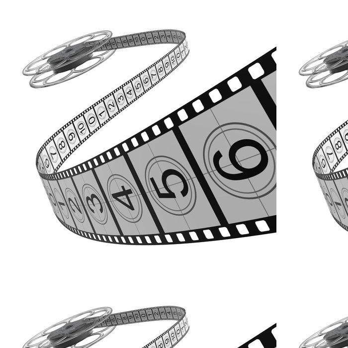 Vinylová Tapeta Film Reel - Filmstrip - Témata