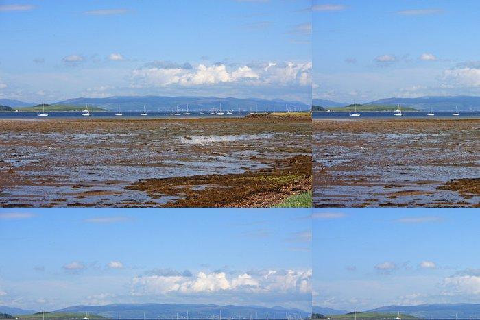 Tapeta Pixerstick Firth of Clyde - Evropa