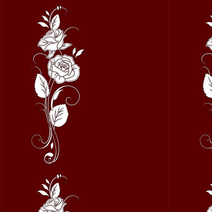 Tapeta Pixerstick Floral greeting card, abstraktní, pozadí !! - Pozadí