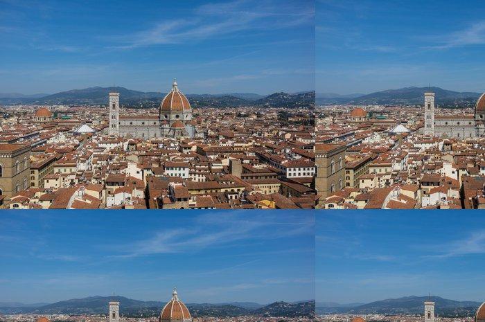 Tapeta Pixerstick Florence Duomo Santa Maria del Fiore - Evropa
