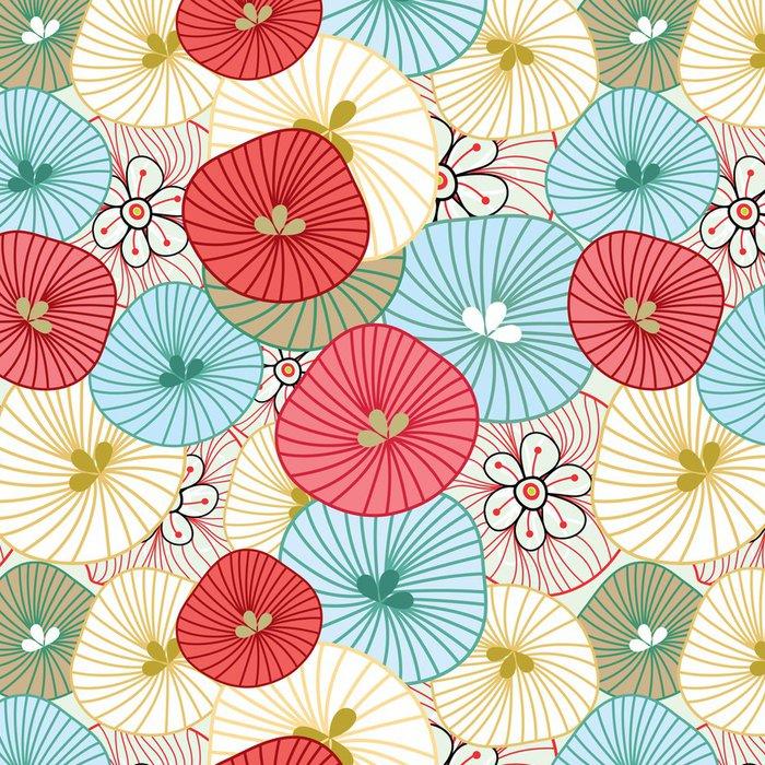 Tapeta Pixerstick Flower pozadí - Témata