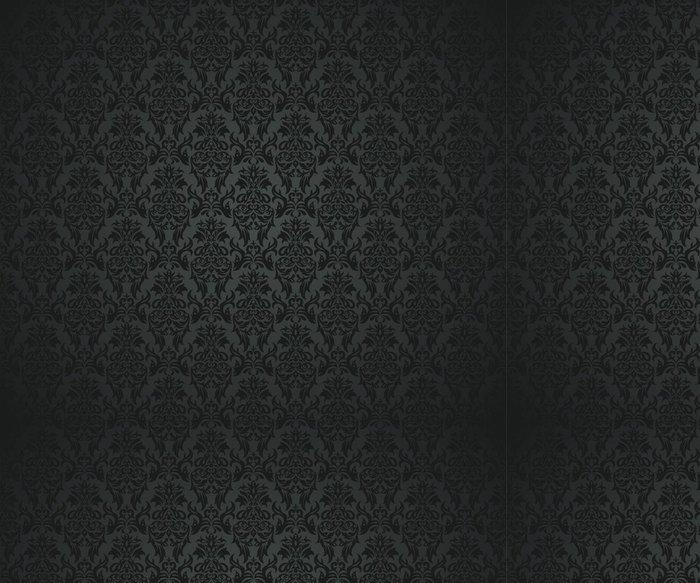 Vinylová Tapeta Flower seamless pattern - Pozadí