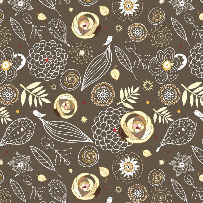 Tapeta Pixerstick Flower textury - Umění a lifestyle