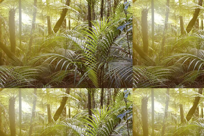 Tapeta Pixerstick Forest Light - Lesy