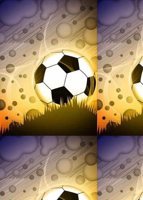 Vinylová Tapeta Fotbal nebo fotbal pozadí - Osud