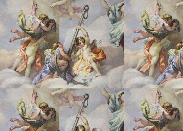 Tapeta Pixerstick Fresky, Karlskirche, Vídeň - Témata