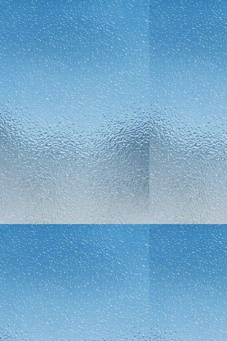Tapeta Pixerstick Frosty sklenice - Struktury