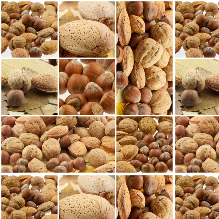 Tapeta Pixerstick Fruits secs - Ovoce