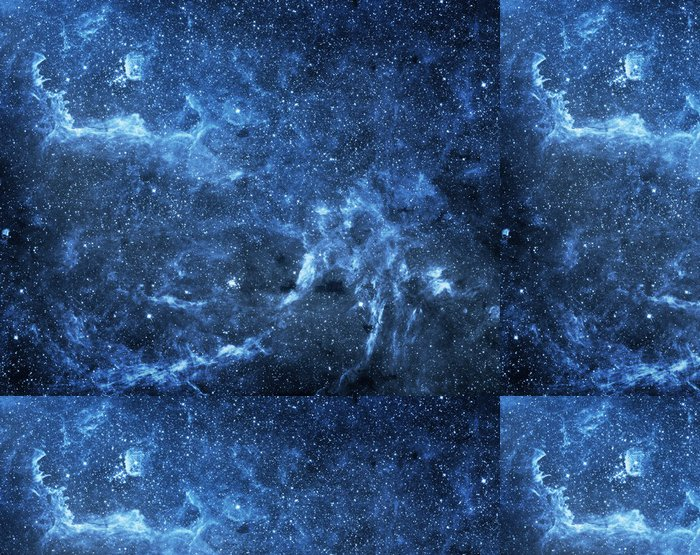 Tapeta Pixerstick Galaxie (Koláž z obrázků z www.nasa.gov) - Vesmír