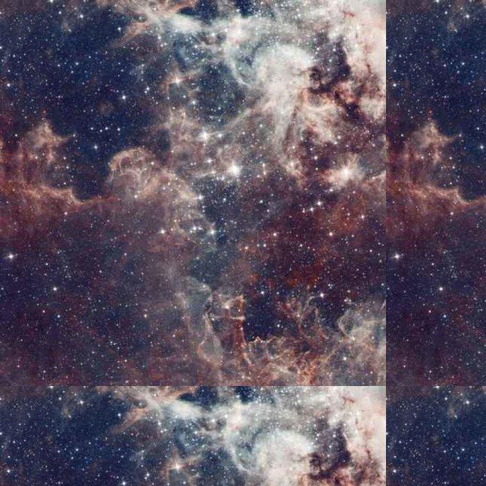 Vinylová Tapeta Galaxy ilustrační, vesmírných pozadí s hvězdami, mlhoviny, kosmos mraky - Krajiny
