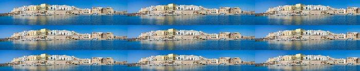 Tapeta Pixerstick Gallipoli, panoramatický výhled - Evropa