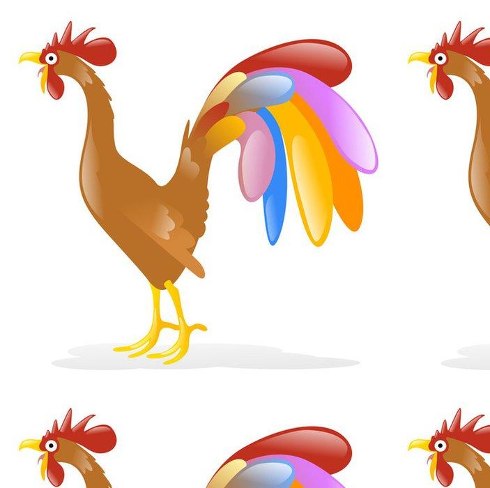 Tapeta Pixerstick Gallo - Ptáci