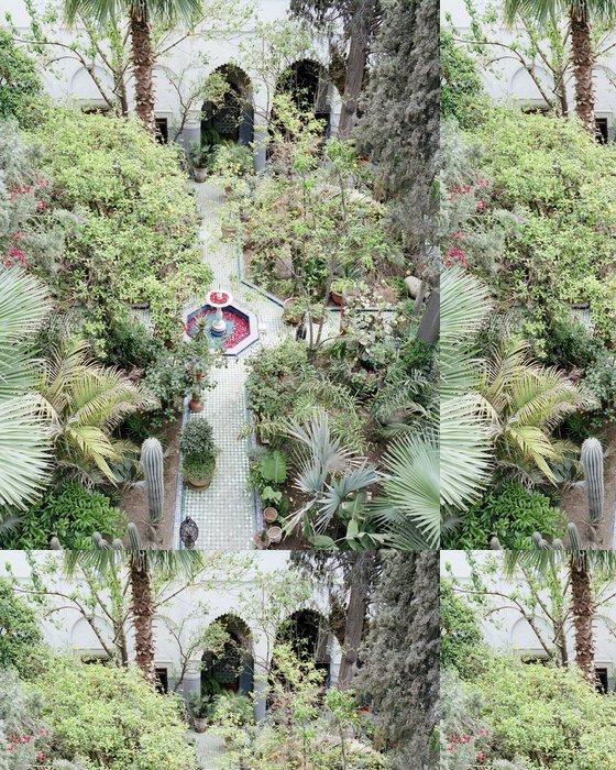 Tapeta Pixerstick Garten Eden - Afrika