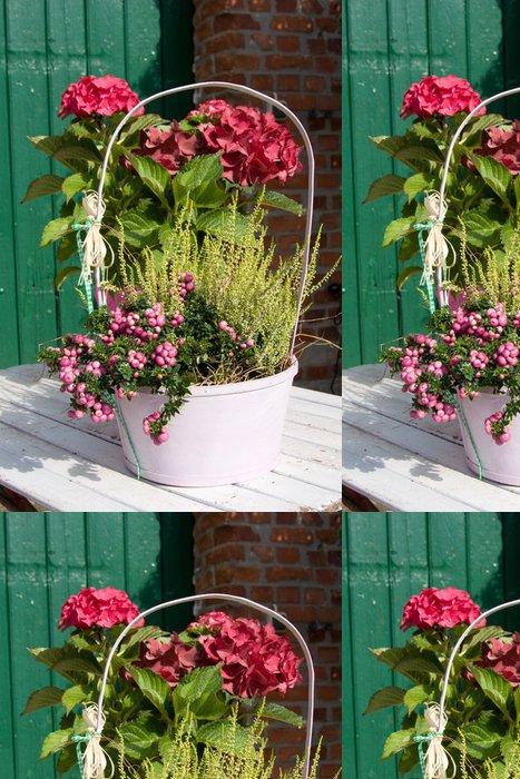 Tapeta Pixerstick Gartenpflanzen - Domov a zahrada