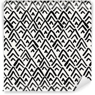 Vinylová Tapeta Geometrické bezešvé vzor