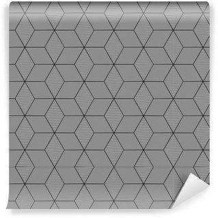 Tapeta Pixerstick Geometrické bezešvé vzor