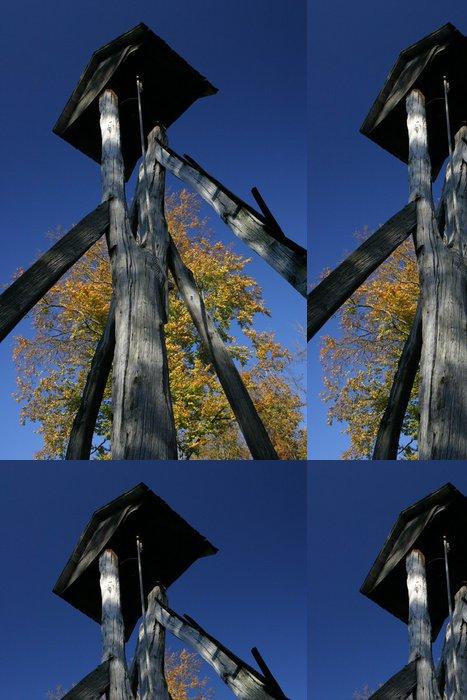 Tapeta Pixerstick Glockenstuhl - Veřejné budovy