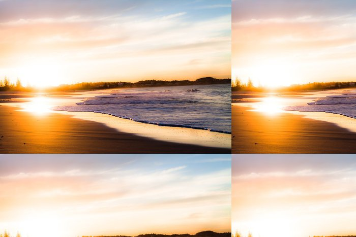 Vinylová Tapeta Gold Coast pláže, Queensland Austrálie - Témata
