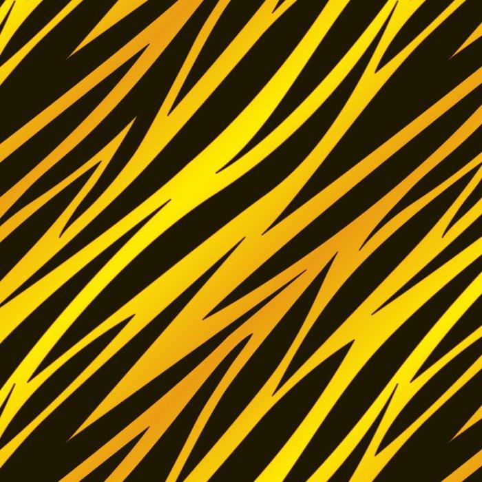 Tapeta Pixerstick Gold Zebra Print - Pozadí