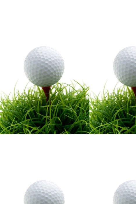 Tapeta Pixerstick Golfball - Sportovní potřeby