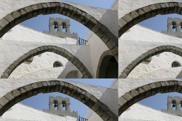 Vinylová Tapeta Gotické oblouky kláštera sv John - Patmos - Evropa