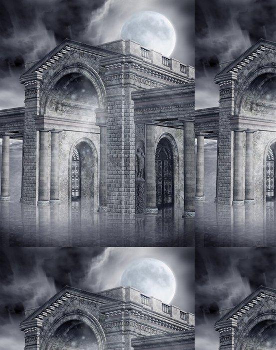 Tapeta Pixerstick Gotyckie Ruiny 3 - Ezoterika