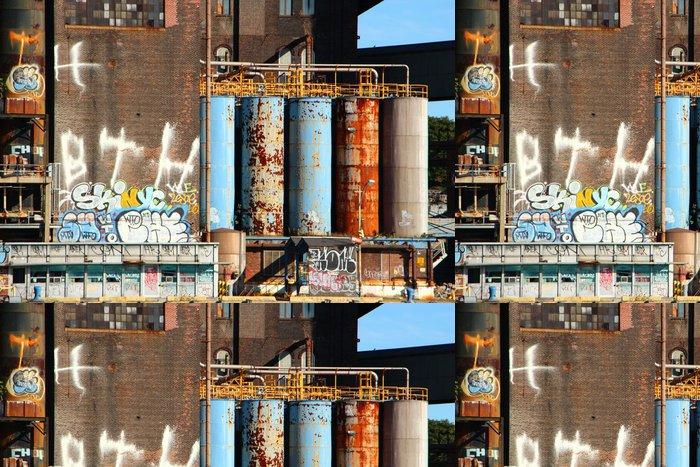 Tapeta Pixerstick Graffiti New York - Amerika