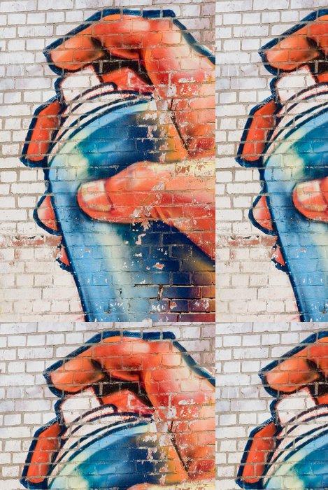 Tapeta Pixerstick Graffiti - Témata