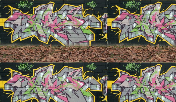 Tapeta Pixerstick Graffito18 - Jiné