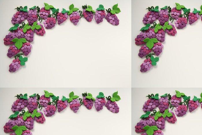 Tapeta Pixerstick Grape - Umění a tvorba