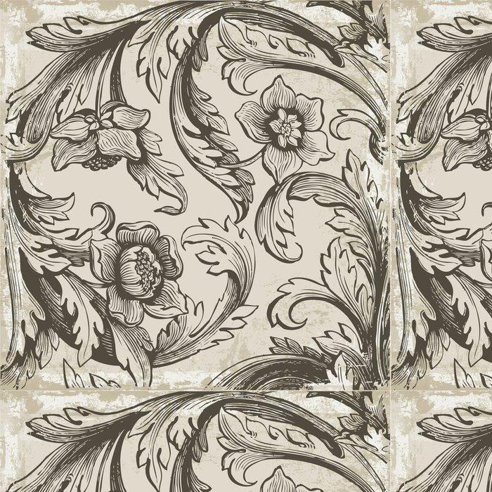Tapeta Pixerstick Gray renesance - Styly