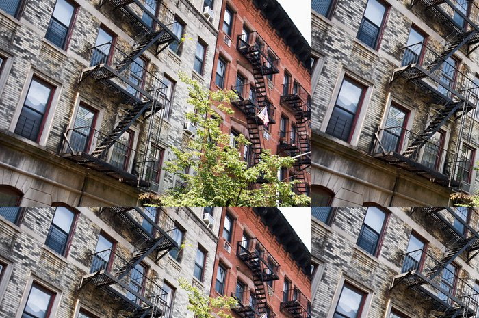 Tapeta Pixerstick Greenwich vesnice - New York, USA - Americká města
