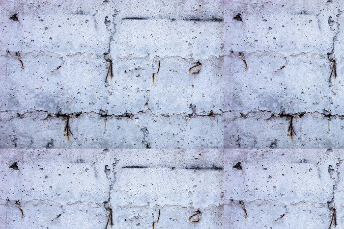 Tapeta Pixerstick Grey betonový povrch - Těžký průmysl