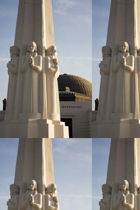 Tapeta Pixerstick Griffith observatoř - astronmer památník - Americká města