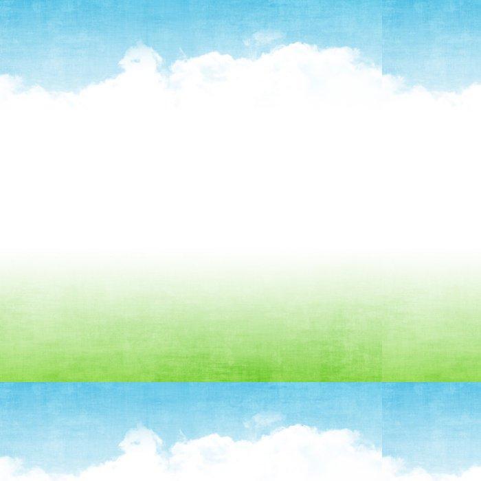 Tapeta Pixerstick Grunge abstraktní léto pozadí - Nebe