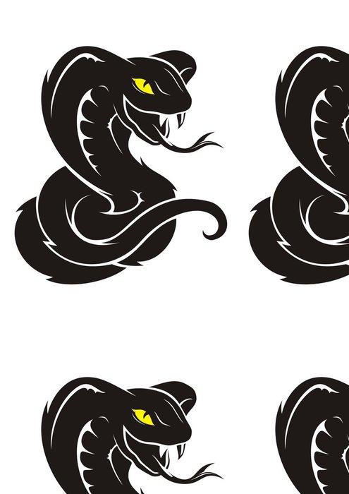 Tapeta Pixerstick Had - Ostatní Ostatní