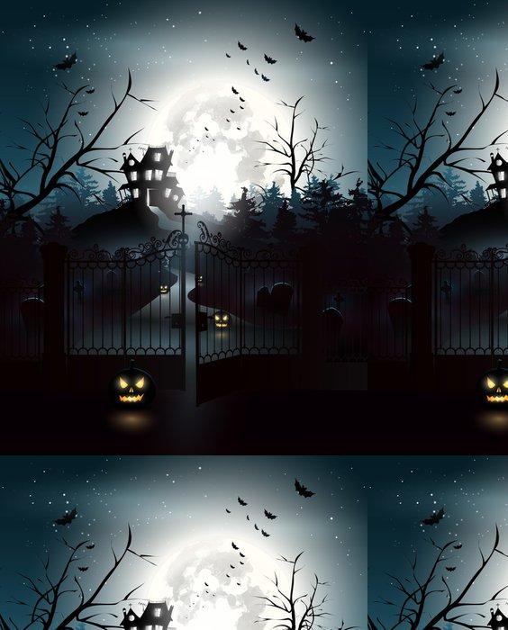 Tapeta Pixerstick Halloween pozadí - Mezinárodní svátky